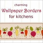 Wallpaper Borders for Kitchen