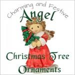 Angel Christmas Tree Ornaments